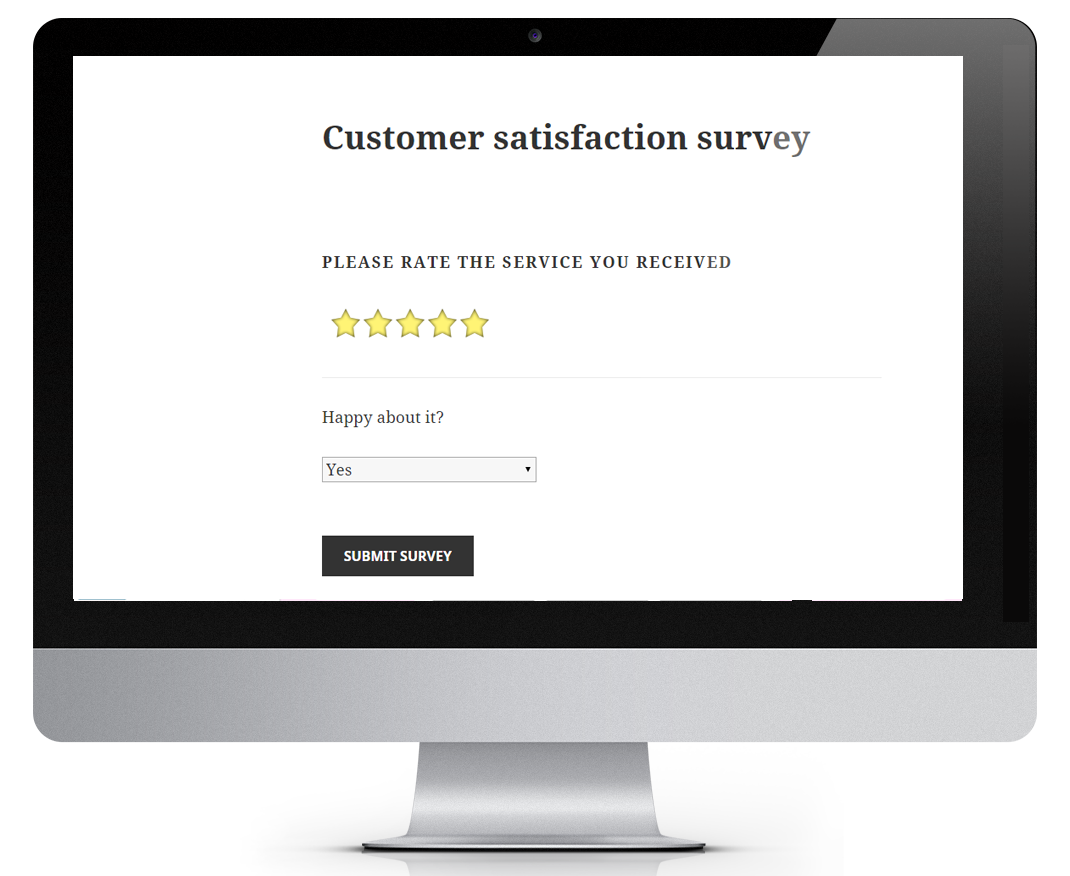 Sola Support Tickets - Customer Satisfaction Surveys Add-on
